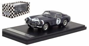 Passo Corto # 7 de la Ferrari 250 Gt Pass Tourist Trophy 1960 - Échelle 1 / 43ème