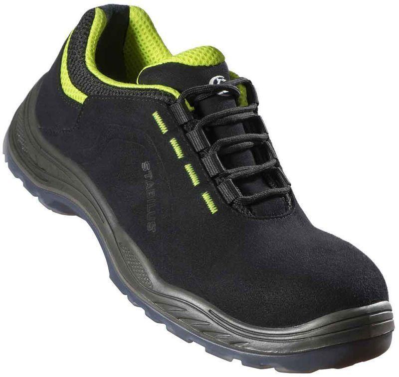 STABILUS sicurezza mezza scarpa 5320 al Activeline ESD s3 NERO MIS. 43 NUOVO y153