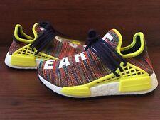 "2deb67a97 Adidas x Pharrell William Human Race NMD TR ""MultiColor"" AC7360 Mens sz 5"
