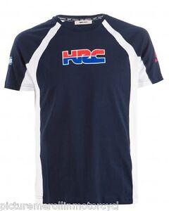 Official Honda Hrc Motogp Team Boss T Shirt Blue Moto Gp Size 3xl