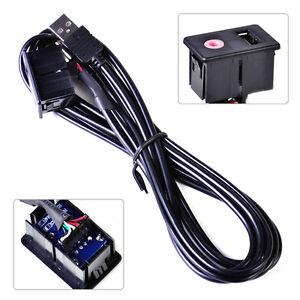 3-5mm-AUX-USB-Cavo-di-prolunga-presa-Installazione-Porta-rinnovo-egli-Adattatore