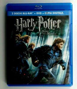 BRD-Harry-Potter-e-I-Doni-della-Morte-Parte-1-2-Disc-Blue-Ray-Dvd-Film-Cinema