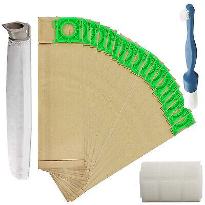 SEBO Vacuum Kit 20 Bags Filters Hoover Bag Filter 370 470 X4 Extra Fresheners