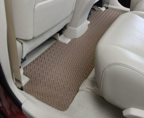 Lloyd NorthRidge All-Weather 3pc Floor Mat Set Choose from 8 Colors 3 Rows