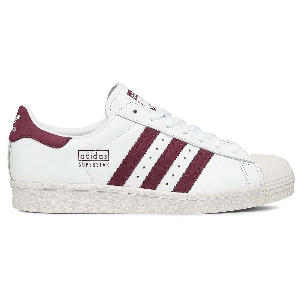 Adidas Superstar 80s Cm8439 White Mod. Cm8439