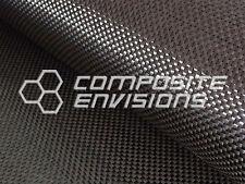 """Carbon Fiber Cloth Fabric Plain Weave 60"""" 3k 5.7oz"""