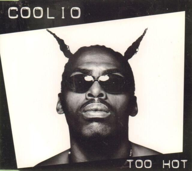 Coolio(CD Single)Too Hot-