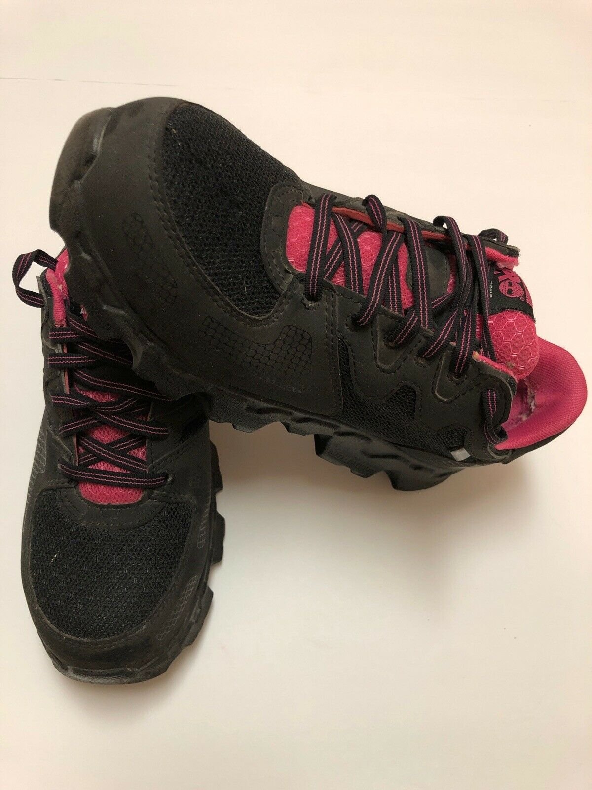 Timberland Pro 92669 Pink ESD Alloy Safety Toe Work Shoes Women's 7.5M