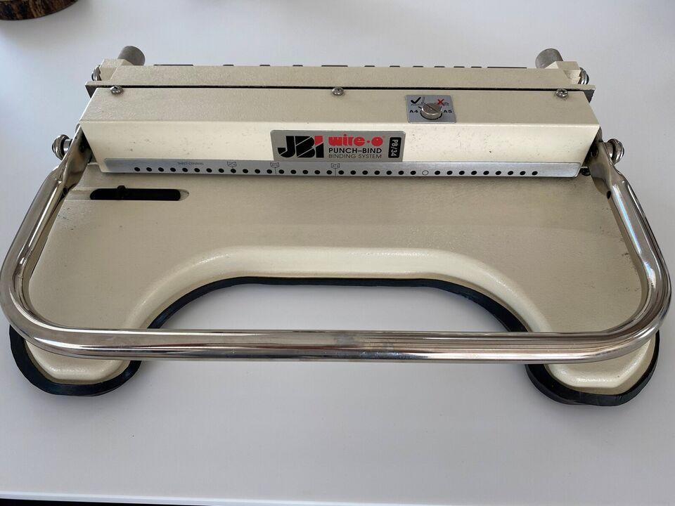 JBI MP-34 trådstandsemaskine