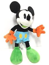 Vintage Mickey Mouse Plush RARE COLOR Variation Disneyland Resort Park EXCLUSIVE