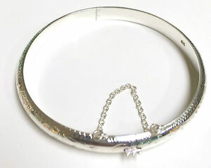 dyadema italy s bangles image waved hinged ebay bracelet itm silver sterling is bangle loading