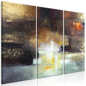 Details zu LEINWAND BILDER Abstrakt modern WANDBILDER XXL Wandbild  Wohnzimmer