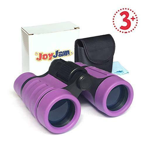 Toys for 36 Year Old Girls JoyJam Girls Binoculars for Kids Pocket Small Binoc