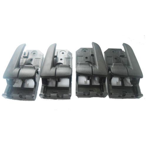 For Kia Spectra Spectra5 Inside Interior Left Right Side Door Handle 04-09 4Pcs