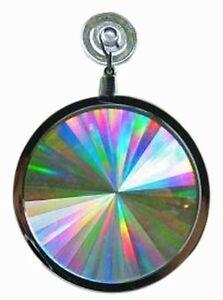 Suncatcher-rainbow Conique Tronqué Fenêtre Sun Catcher Mobile Couleurs Ombre Lumière-afficher Le Titre D'origine
