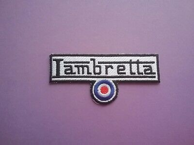 PATCH NAME TO FOLLOW MOD SCOOTER SKA SOUL SEW ON /& IRON ON PATCH: