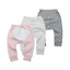 100/% Cotton Baby Pants Unisex Girl Outfits Printer Design Size 6M-2Y Cozy Soft 3