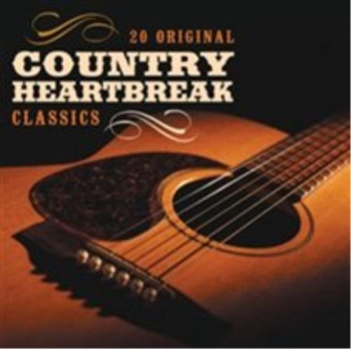 1 of 1 - Various Artists-20 Original Country Heartbreak Classics  CD NEW