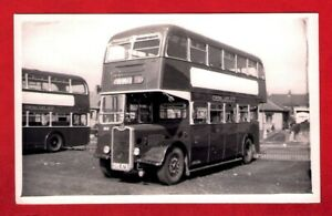 Central SMT HH41: DVD878 ~ Rebodied 1948 Guy Arab III - ex Lauries of Hamilton