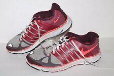 Nike Lunar Elite 2 + Running Shoes, #429783-066, Grey/Burg/Red, Women's US 10