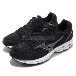 Mizuno-Wave-Rider-22-Wide-Black-Blue-White-Women-Running-Shoes-J1GD1832-10