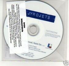 (A284) Jyrojets, Hollywood Hold On - DJ CD