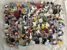 Disney Pins lot 40 No Duplicates 100% Tradable Fast Shipping