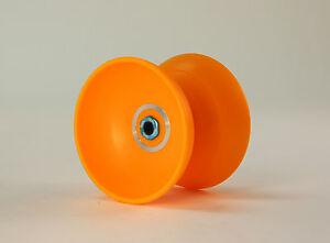 Zeekio Apollo Off String Yo-Yo - Solid Orange