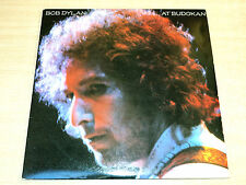 EX/EX- !! Bob Dylan/At Budokan/1978 CBS Double LP + Poster + Booklet