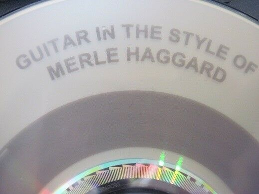 Merle Haggard Style Lead Rhythm Guitar DVD Video Lesson. Big City ...
