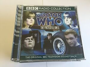 Doctor Who The Faceless Ones 2 Cd Audio Soundtrack Patrick