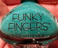Funky Fingers Nail Polish, 0.5-oz. 7295 - T-birds