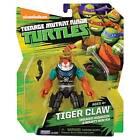 Teenage Mutant Ninja Turtles TMNT Basic Tiger Claw Loose Playmates 2014 EUC