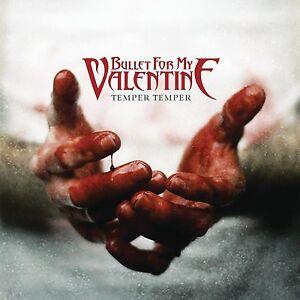 Bullet For My Valentine Temper Temper CD Nuovo Incelofanato - Italia - Bullet For My Valentine Temper Temper CD Nuovo Incelofanato - Italia