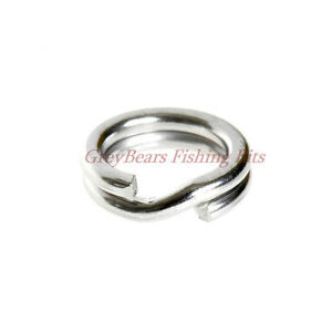 20-6mm-x-4mm-Flat-Ultra-Strong-Forged-Stainless-Steel-Split-Rings-Rated-20kg