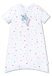 Schiesser Camicia da Notte Bambina