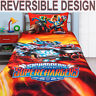 Skylanders Supercharged Duvet   Doona Quilt Cover Set   US Twin   Single