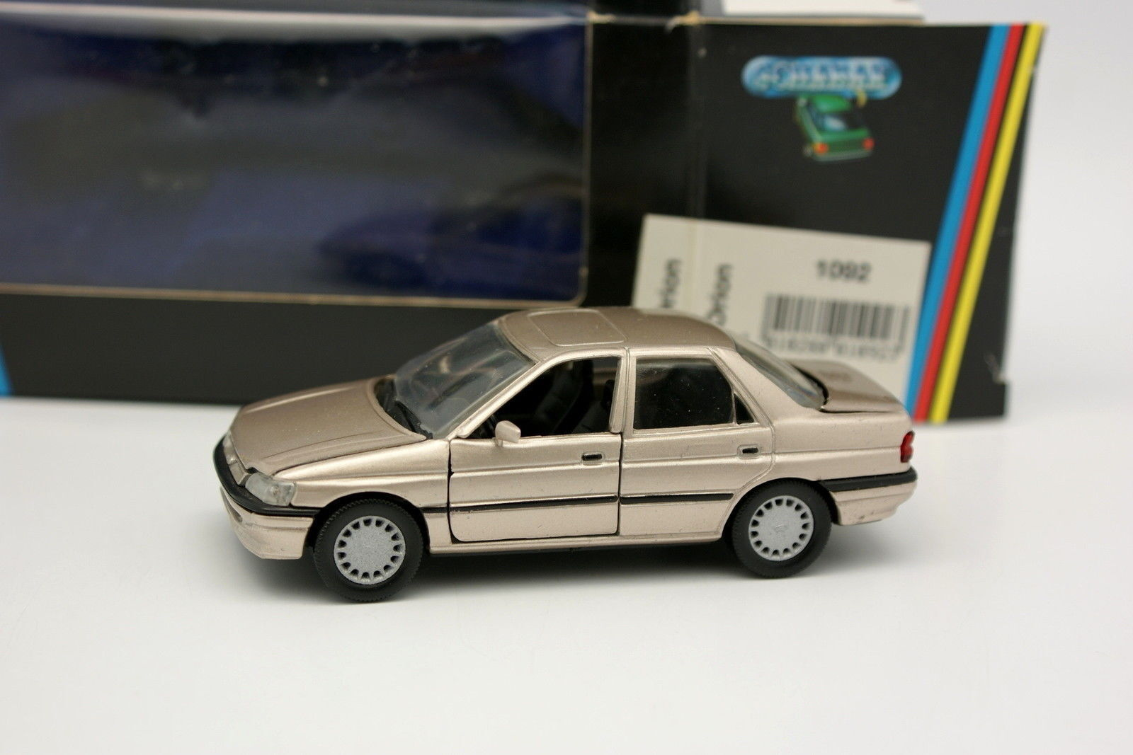 Schabak 1 43 - Ford Orion Beige Metal