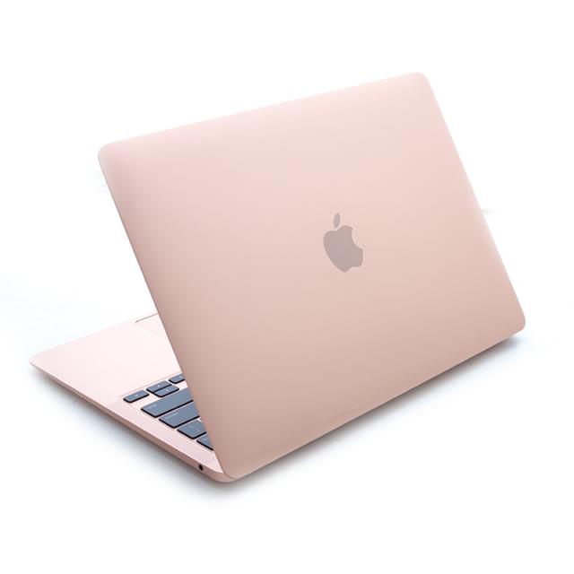 "Apple MacBook Air 13.3"" Intel i5 8GB RAM 512GB SSD Gold MVH52LL/A 2020 Model"