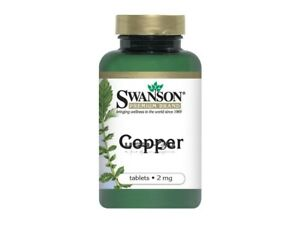 Swanson-Premium-Copper-Kupfer-2mg