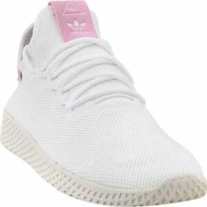 adidas-Tennis-Hu-x-Pharrell-Williams-Sneakers-Casual-Sneakers-White-Womens