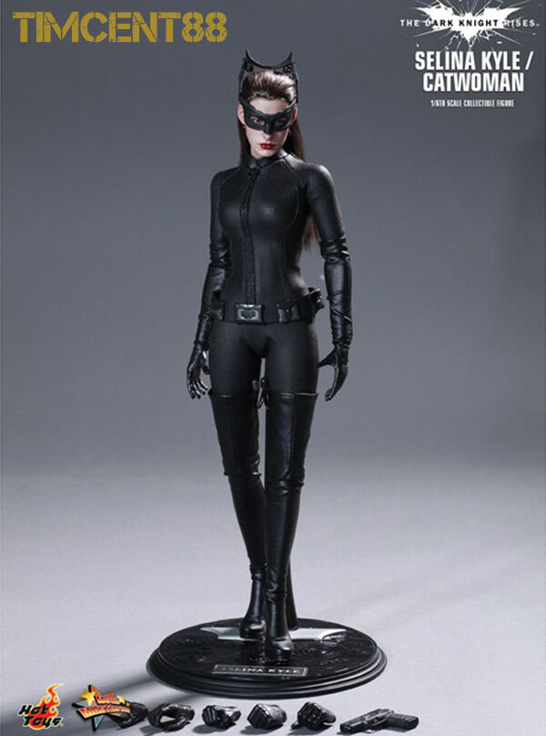 Hot Toys Toys Toys MMS188 Batman Dark Knight Rises 1 6 Selina Kyle Anne Catwoman Normal 74291a