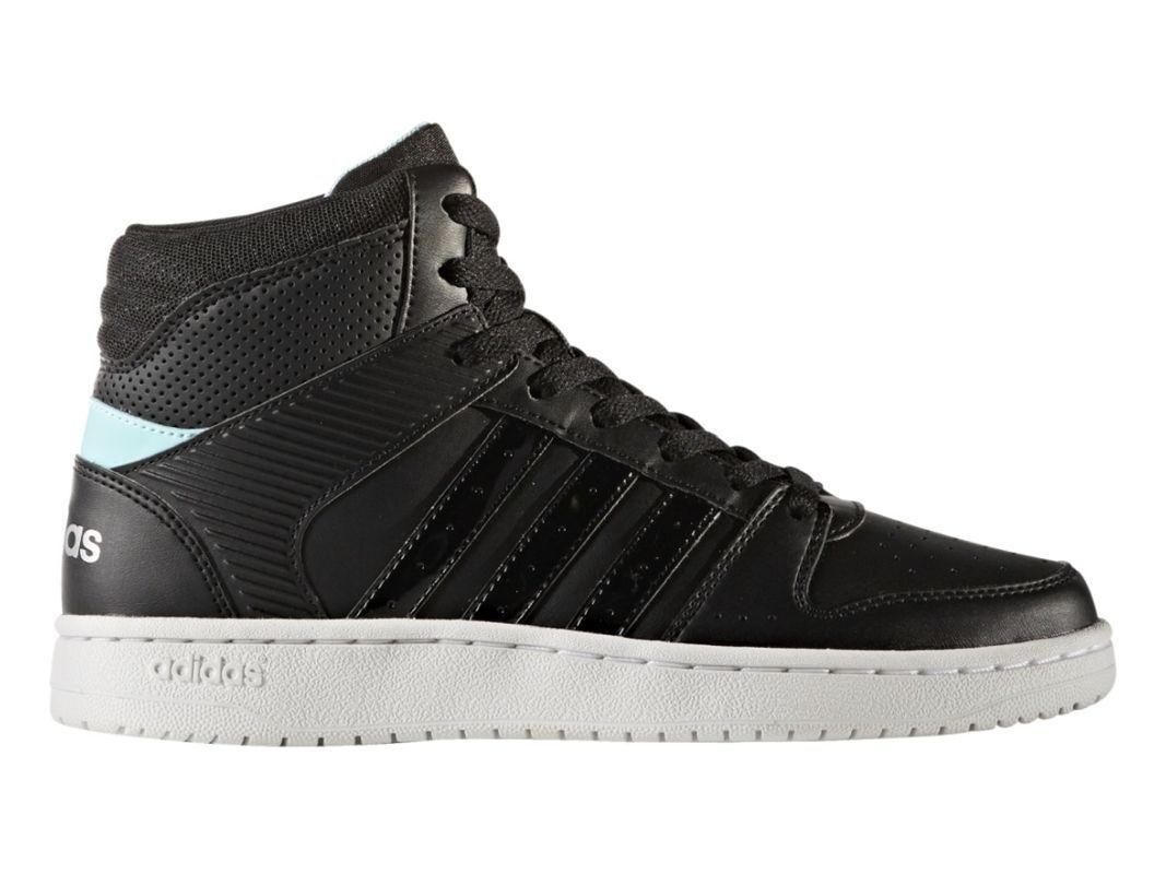 Adidas vs vs vs hoopster mid cortos señora zapatillas calzado deportivo b74237 7b421d