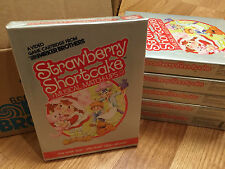 STRAWBERRY SHORTCAKE -- ATARI 2600 Video Game System FRESH CASE -- BRAND NEW !!!