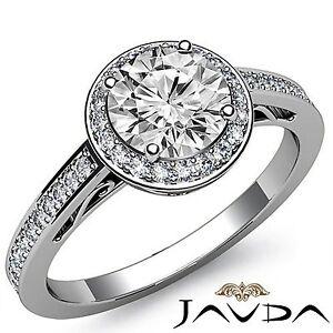 Round-Diamond-Classic-Engagement-Halo-Pave-Set-Ring-GIA-F-VS2-18k-White-Gold-2ct