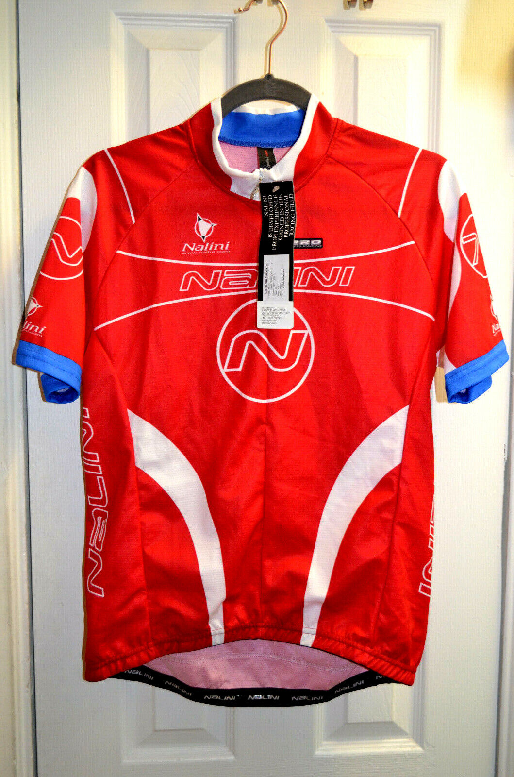 NEW NALINI PISTA  TI  Jersey size XXL  more affordable