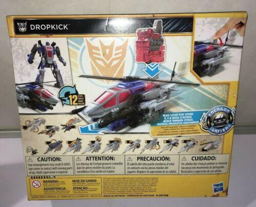 Transformers Bumblebee Movie Jouets Energon allumeurs Nitro Dropkick Core pouvoirs
