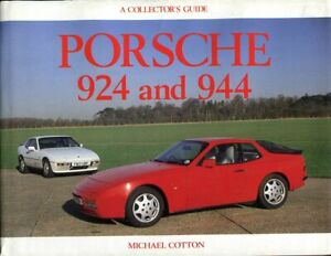 Porsche-924-944-Collector-039-s-Guide-including-959-by-Michael-Cotton-book