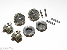 TLR04006 TEAM LOSI 1/8 8IGHT-T E 3.0 TRUGGY 17MM WHEEL HEXES WITH LOCKING NUTS