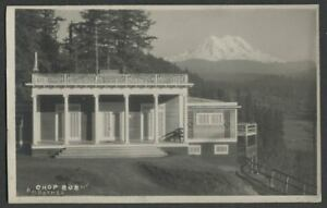 Ohop-Bob-Pierce-County-WA-c-1910s-RPPC-Real-Photo-Postcard-OHOP-BOB-RESTAURANT